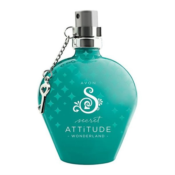 AVON Secret Attitude Wonderland eau de toilette 50 ml