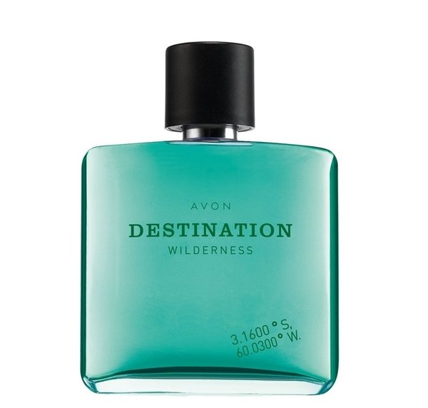 AVON Destination Wilderness eau de toilette 75 ml