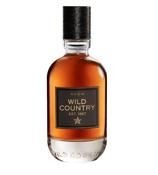 AVON Wild Country eau de toilette 75 ml