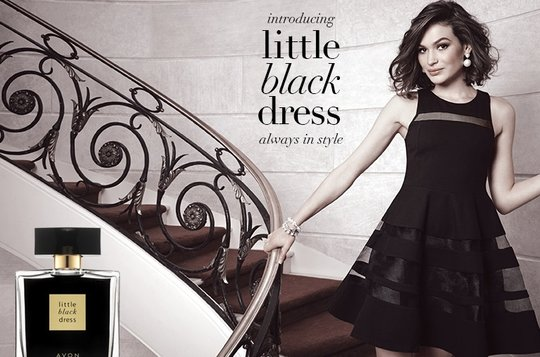 Avon Little Black Dress