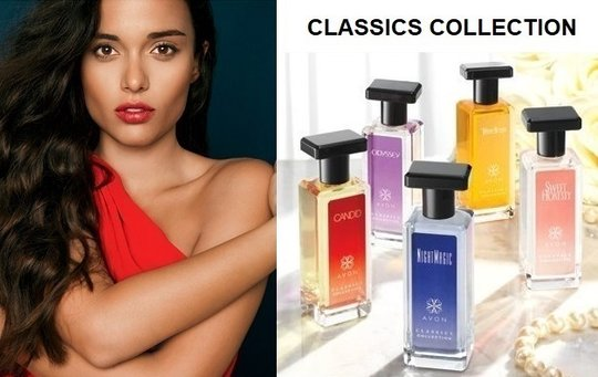 AVON Classics collection
